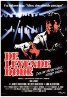 Dead & Buried - Danish Movie Poster (xs thumbnail)