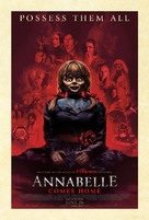 Annabelle Comes Home - Movie Poster (xs thumbnail)