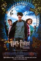Harry Potter and the Prisoner of Azkaban - Dutch Movie Poster (xs thumbnail)