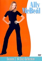 """Ally McBeal"" - German Movie Cover (xs thumbnail)"