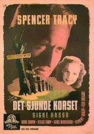 The Seventh Cross - Swedish Theatrical poster (xs thumbnail)