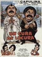 Un cura de locura - Mexican Movie Poster (xs thumbnail)