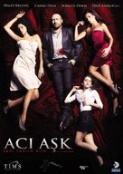 Aci ask - Turkish DVD movie cover (xs thumbnail)
