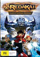 """RedaKai"" - Australian DVD cover (xs thumbnail)"