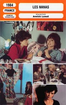Nanas, Les - French VHS cover (xs thumbnail)