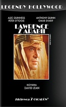 Lawrence of Arabia - Polish VHS movie cover (xs thumbnail)