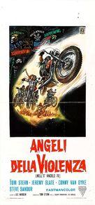 Hell's Angels '69 - Italian Movie Poster (xs thumbnail)