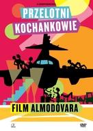 Los amantes pasajeros - Polish DVD cover (xs thumbnail)