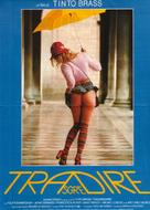 Trasgredire - Italian Movie Poster (xs thumbnail)
