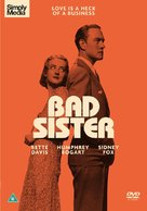The Bad Sister - British DVD cover (xs thumbnail)