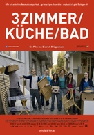 3 Zimmer/Küche/Bad - Swiss Movie Poster (xs thumbnail)