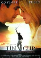 Tin Cup - German Movie Poster (xs thumbnail)
