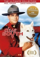 """Due South"" - Canadian DVD movie cover (xs thumbnail)"