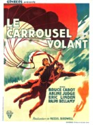 Flying Devils - French Movie Poster (xs thumbnail)