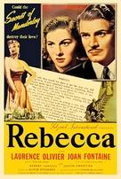 Rebecca - Movie Poster (xs thumbnail)