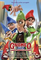 Sherlock Gnomes - Polish Movie Poster (xs thumbnail)