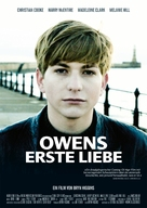 Unconditional - German Movie Poster (xs thumbnail)