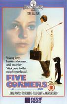 Five Corners - poster (xs thumbnail)