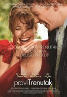 About Time - Croatian Movie Poster (xs thumbnail)