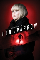 Red Sparrow - British Movie Cover (xs thumbnail)