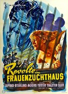 Women's Prison - German Movie Poster (xs thumbnail)
