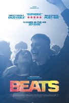 Beats - British Movie Poster (xs thumbnail)