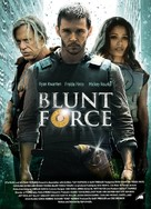 The Effects of Blunt Force Trauma - French DVD cover (xs thumbnail)