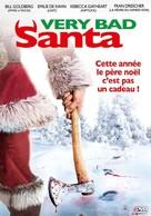 Santa's Slay - French DVD cover (xs thumbnail)