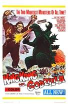King Kong Vs Godzilla - Movie Poster (xs thumbnail)