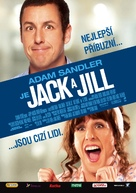 Jack and Jill - Czech Movie Poster (xs thumbnail)
