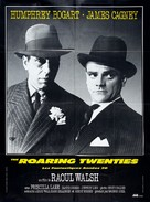 The Roaring Twenties - French Movie Poster (xs thumbnail)