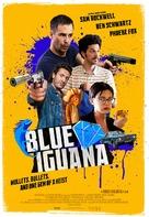 Blue Iguana - Movie Poster (xs thumbnail)