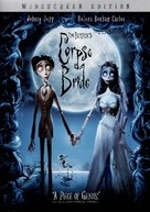Corpse Bride - DVD cover (xs thumbnail)