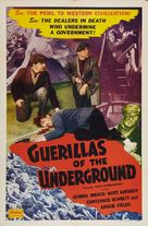 Paris Underground - Re-release poster (xs thumbnail)