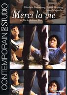 'Merci la vie' - French DVD cover (xs thumbnail)