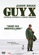 Guy X - Swedish Movie Cover (xs thumbnail)