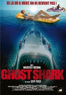 Ghost Shark - French DVD cover (xs thumbnail)