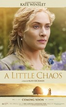 A Little Chaos - British Character movie poster (xs thumbnail)