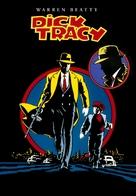 Dick Tracy - DVD cover (xs thumbnail)