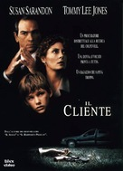 The Client - Italian Movie Cover (xs thumbnail)