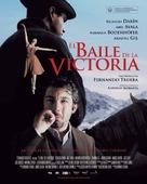 El baile de la victoria - Spanish Movie Poster (xs thumbnail)