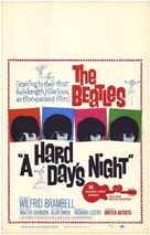 A Hard Day's Night - Movie Poster (xs thumbnail)