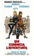 Qui comincia l'avventura - Italian Movie Poster (xs thumbnail)