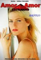 Amor Estranho Amor - Brazilian DVD cover (xs thumbnail)