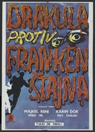 Los monstruos del terror - Yugoslav Movie Poster (xs thumbnail)