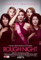 Rough Night - Australian Movie Poster (xs thumbnail)