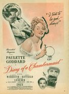 The Diary of a Chambermaid - poster (xs thumbnail)