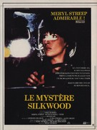 Silkwood - French Movie Poster (xs thumbnail)