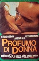 Profumo di donna - Italian Movie Poster (xs thumbnail)