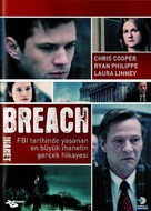 Breach - Turkish Movie Cover (xs thumbnail)